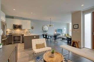 Photo 10: 113 Confluence Mews SE in Calgary: Downtown East Village Row/Townhouse for sale : MLS®# A1138938