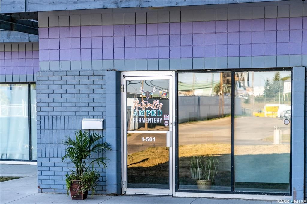 Main Photo: #2 501 Pakwa Place in Saskatoon: Airport Business Area Commercial for sale : MLS®# SK865563