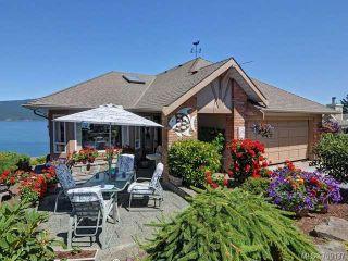 Photo 1: 3667 Ridge Lane in COBBLE HILL: ML Cobble Hill House for sale (Malahat & Area)  : MLS®# 709137