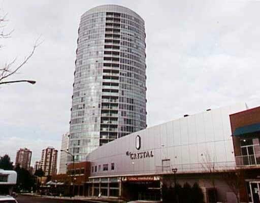"Main Photo: 709 6088 WILLINGDON AV in Burnaby: Metrotown Condo for sale in ""The Crystal"" (Burnaby South)  : MLS®# V575324"