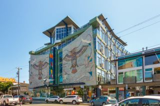 Photo 1: 203 1061 Fort St in : Vi Downtown Condo for sale (Victoria)  : MLS®# 874305