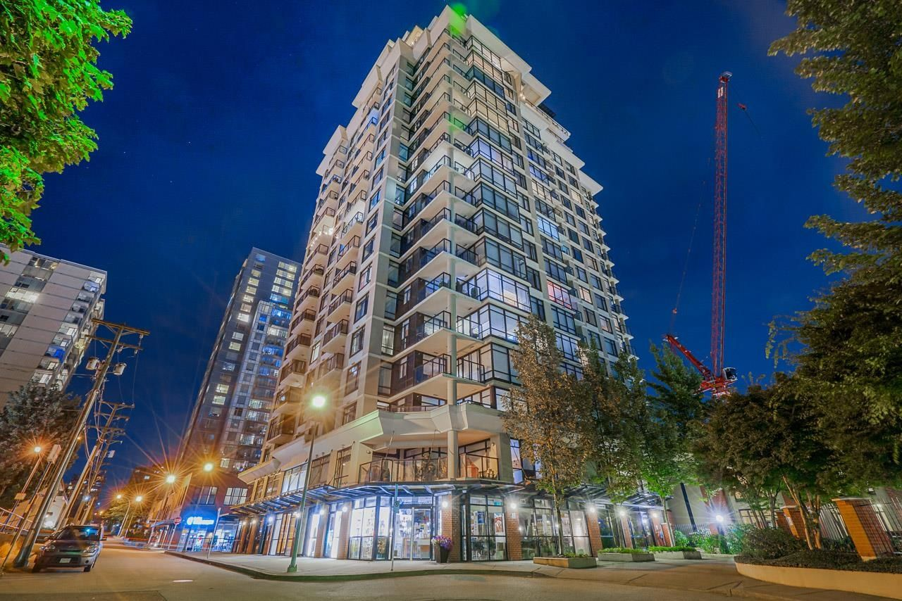 """Main Photo: 2102 610 VICTORIA Street in New Westminster: Downtown NW Condo for sale in """"The Point"""" : MLS®# R2611211"""
