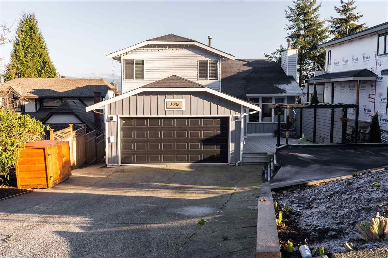 Main Photo: 2936 WICKHAM Drive in Coquitlam: Ranch Park House for sale : MLS®# R2535780