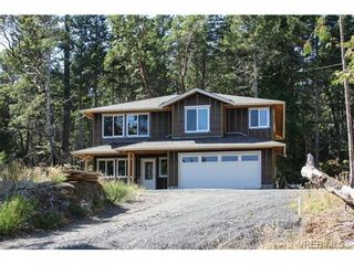 Photo 1: 482 Becher Bay Rd in VICTORIA: Sk East Sooke House for sale (Sooke)  : MLS®# 650461