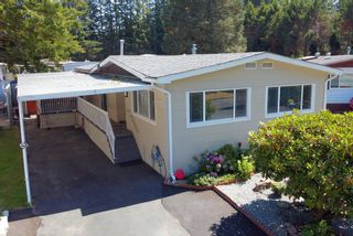 """Photo 1: 51 2305 200 Street in Langley: Brookswood Langley Manufactured Home for sale in """"Cedar Lane"""" : MLS®# R2609129"""
