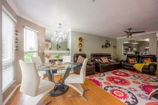 """Photo 6: 410 8068 120A Street in Surrey: Queen Mary Park Surrey Condo for sale in """"Melrose Place"""" : MLS®# R2464731"""