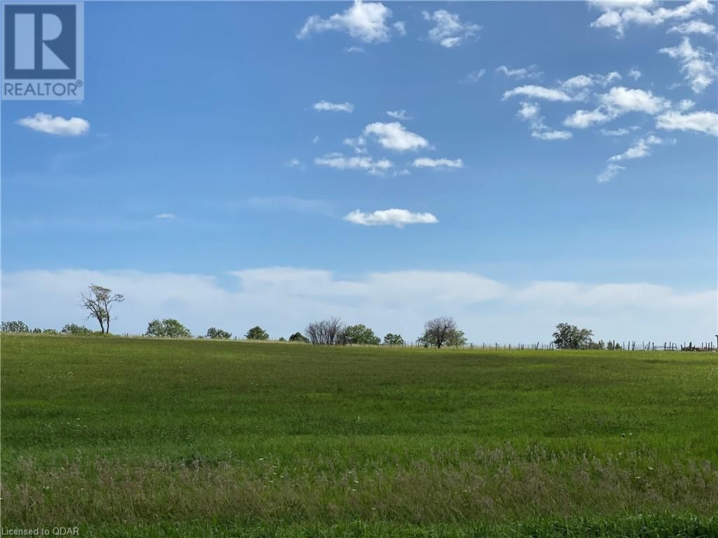 Main Photo: PT 3 & 4 COUNTY ROAD 29 Road in Haldimand Twp: Vacant Land for sale : MLS®# 40109580