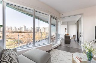 """Photo 5: 506 181 W 1ST Avenue in Vancouver: False Creek Condo for sale in """"Brook - The Village on False Creek"""" (Vancouver West)  : MLS®# R2528507"""