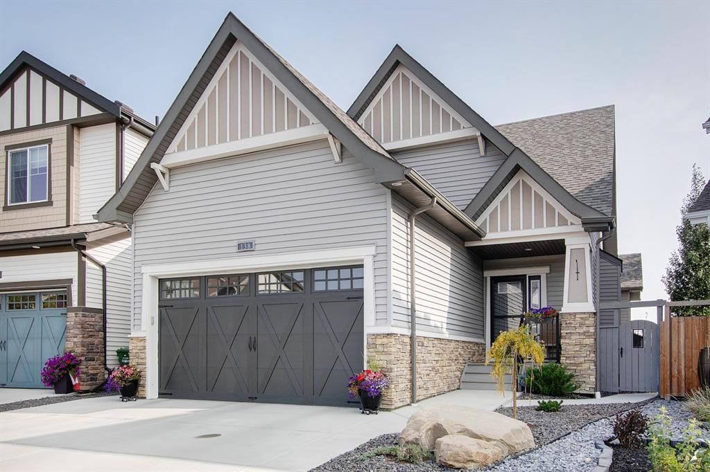 Main Photo: 138 Reunion Landing NW: Airdrie Detached for sale : MLS®# A1034359
