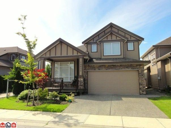 Main Photo: 19630 72A Avenue in Langley: Willoughby Heights House for sale : MLS®# F1216602
