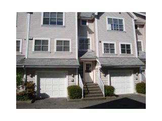 Photo 1: 21 2450 HAWTHORNE Avenue in Port Coquitlam: Central Pt Coquitlam Townhouse for sale : MLS®# V1107884