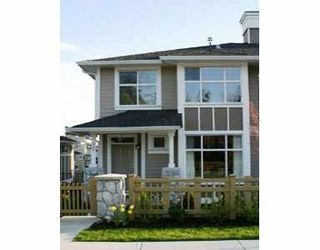 """Photo 1: 980 W 58TH AV in Vancouver: South Cambie Townhouse for sale in """"CHURCHILL GARDENS"""" (Vancouver West)  : MLS®# V577168"""