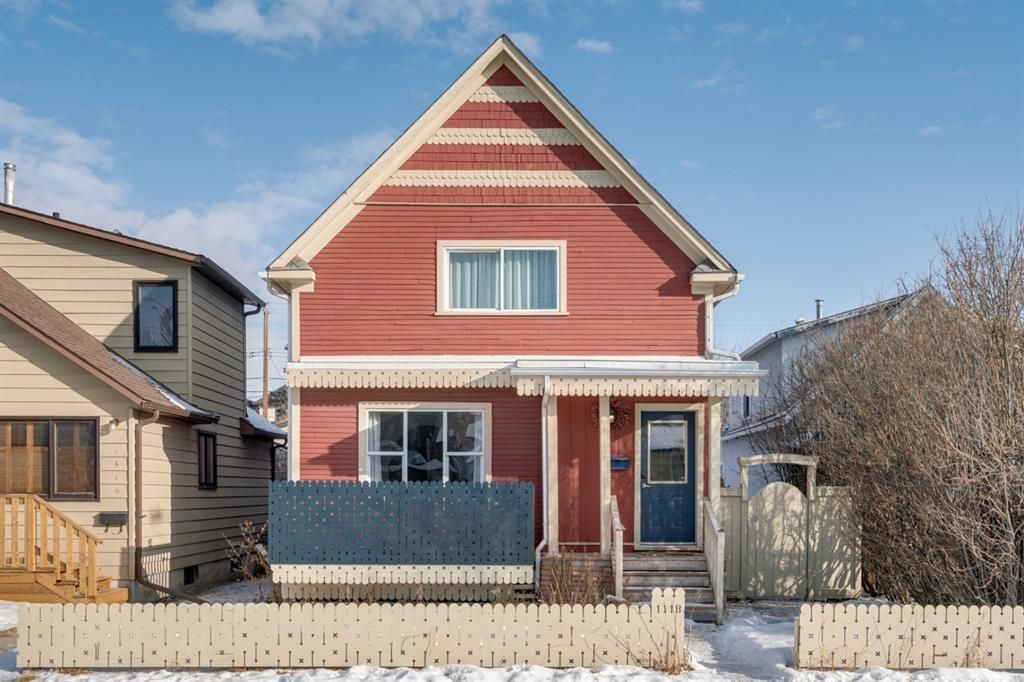 Main Photo: 1118 8 Street SE in Calgary: Ramsay Detached for sale : MLS®# A1056088