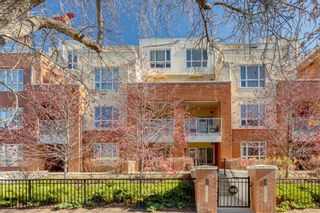 Main Photo: 214 1110 3 Avenue NW in Calgary: Hillhurst Apartment for sale : MLS®# A1150422