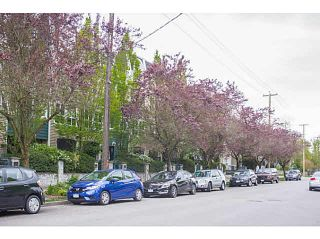 """Photo 18: 206 3278 HEATHER Street in Vancouver: Cambie Condo for sale in """"The Heatherstone"""" (Vancouver West)  : MLS®# V1121190"""