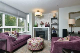 "Photo 2: 315 7383 GRIFFITHS Drive in Burnaby: Highgate Condo for sale in ""EIGHTEEN TREES"" (Burnaby South)  : MLS®# R2403586"