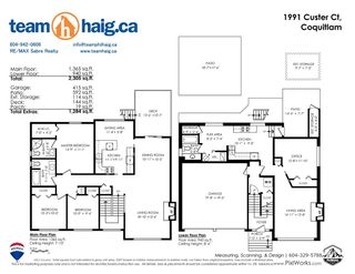 Photo 31: 1991 CUSTER Court in Coquitlam: Harbour Place House for sale : MLS®# R2568780