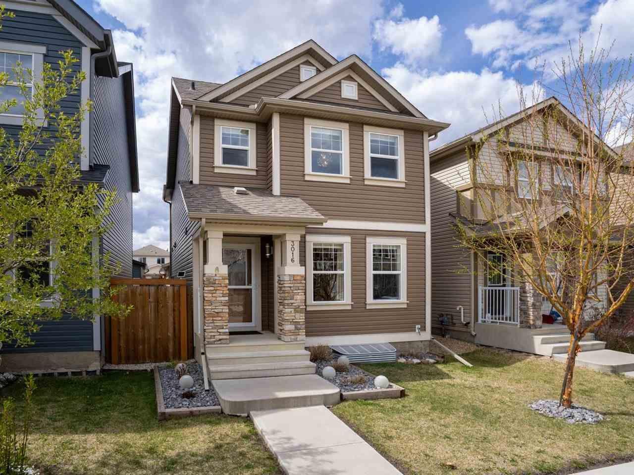 Main Photo: Allard in Edmonton: Zone 55 House for sale : MLS®# E4244022