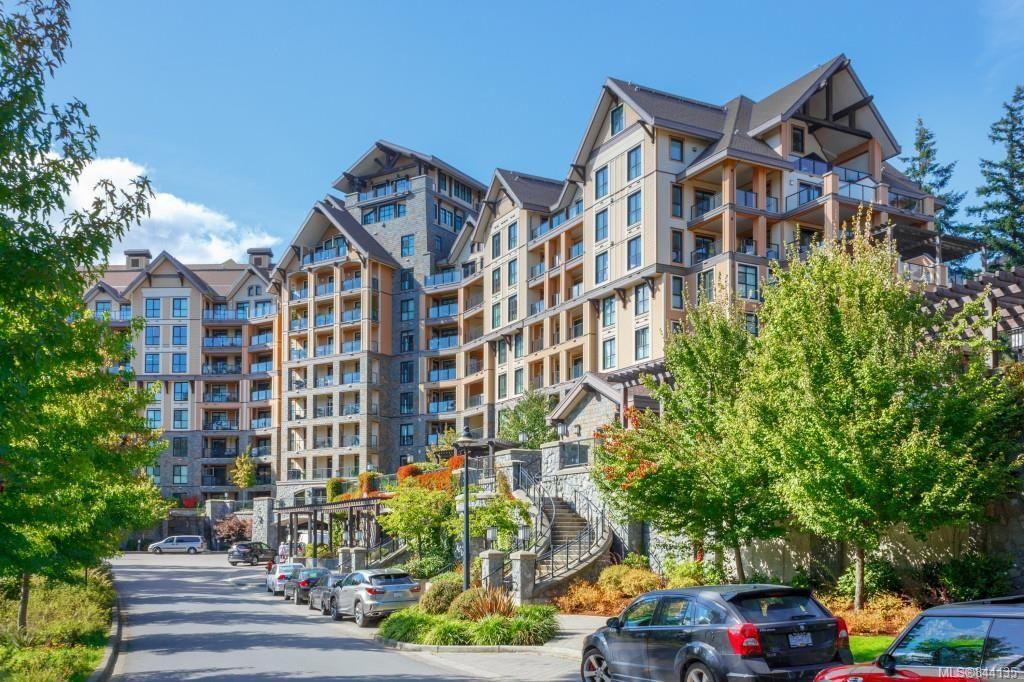 Main Photo: 722 1400 Lynburne Pl in Langford: La Bear Mountain Condo for sale : MLS®# 844135