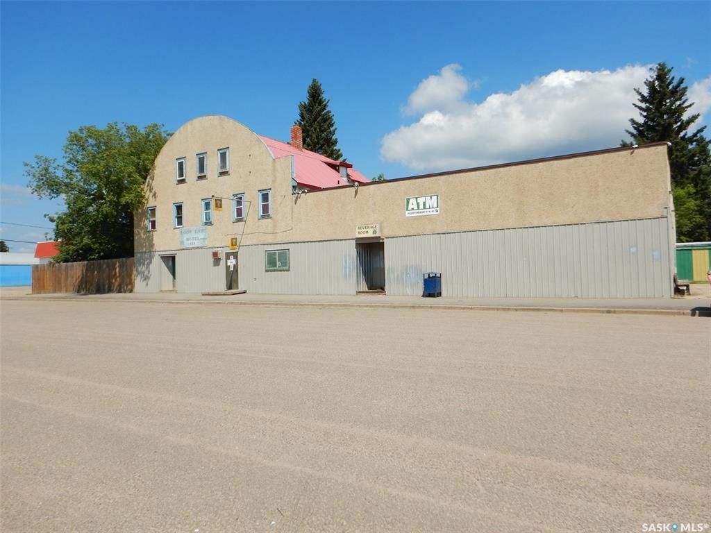 Main Photo: 405 Main Street in Loon Lake: Commercial for sale : MLS®# SK864261