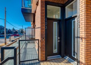 Photo 23: 103 3605 16 Street SW in Calgary: Altadore Row/Townhouse for sale : MLS®# A1105541