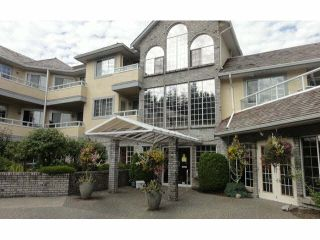 """Photo 1: 121 1653 140TH Street in Surrey: Sunnyside Park Surrey Condo for sale in """"Westminster House"""" (South Surrey White Rock)  : MLS®# F1429182"""