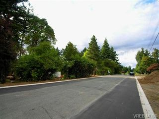 Photo 13: SL 3 Rodolph Rd in VICTORIA: CS Tanner Land for sale (Central Saanich)  : MLS®# 708709