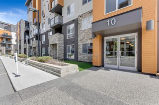 Main Photo: 703 10 Kincora Glen Park NW in Calgary: Kincora Apartment for sale : MLS®# A1141662