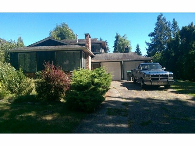 Main Photo: 9278 151A ST in Surrey: Fleetwood Tynehead House for sale : MLS®# F1422779
