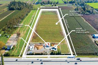 Photo 1: 3386 176 Street in Surrey: Serpentine Agri-Business for sale (Cloverdale)  : MLS®# C8034496