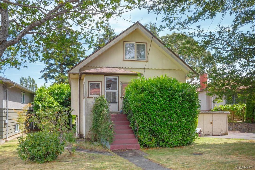Main Photo: 3143 Irma St in Victoria: Vi Burnside House for sale : MLS®# 844271