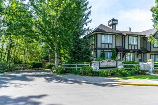 """Photo 1: 34 20176 68 Avenue in Langley: Willoughby Heights Townhouse for sale in """"STEEPLECHASE"""" : MLS®# R2075476"""