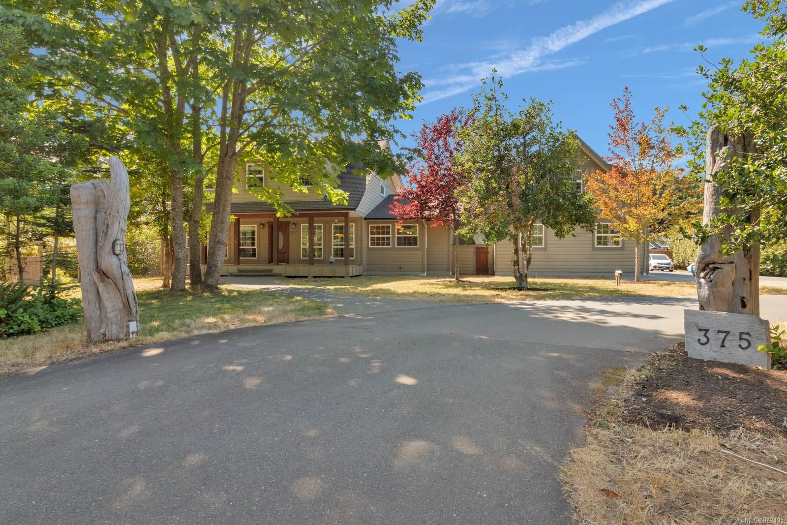 Photo 1: Photos: 375 Butchers Rd in : CV Comox (Town of) House for sale (Comox Valley)  : MLS®# 882495