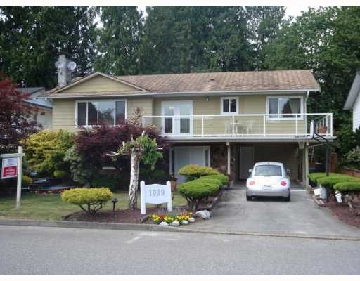 """Main Photo: 1029 MAYWOOD Avenue in Port_Coquitlam: Lincoln Park PQ House for sale in """"LINCOLN PARK"""" (Port Coquitlam)  : MLS®# V771971"""