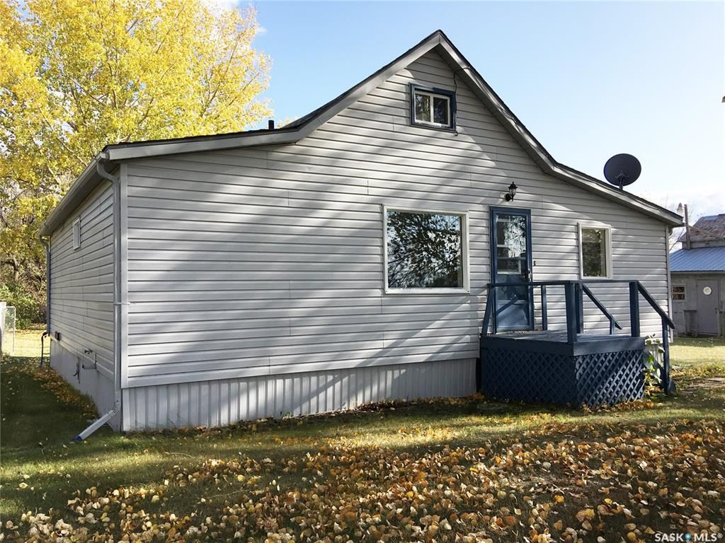 Main Photo: 17 Railway Avenue in Swanson: Residential for sale : MLS®# SK849331