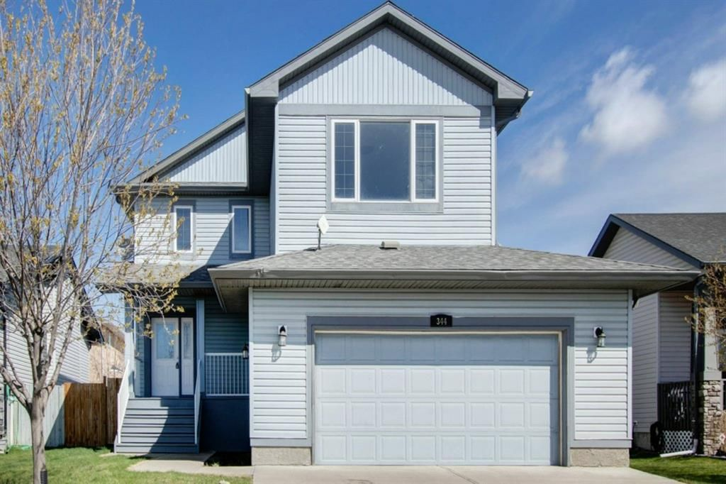 Main Photo: 344 Sunset Way: Crossfield Detached for sale : MLS®# A1106890