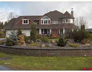 Photo 1: 16621 EDGEWOOD Drive in South Surrey White Rock: Grandview Surrey Home for sale ()  : MLS®# F2700535