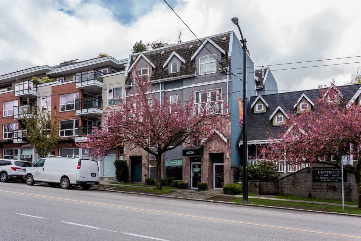 Main Photo: 101 3349 DUNBAR Street in Vancouver: Dunbar Condo for sale (Vancouver West)  : MLS(r) # R2182709