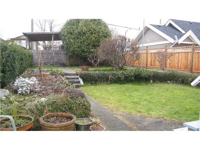 Photo 16: Photos: 35 W 41ST AV in Vancouver: Cambie House for sale (Vancouver West)  : MLS®# V1051400