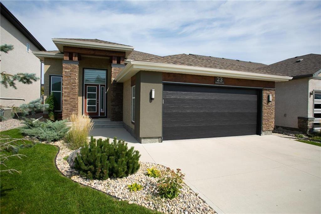 Main Photo: 23 Snowberry Circle in Winnipeg: Sage Creek Residential for sale (2K)  : MLS®# 202122544