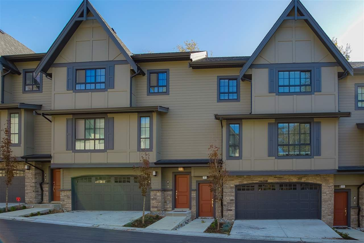 Main Photo: 31 7979 152 Street in Surrey: Fleetwood Tynehead Townhouse for sale : MLS®# R2490755
