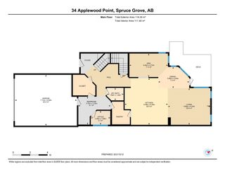 Photo 38: 34 Applewood Point: Spruce Grove House for sale : MLS®# E4266300