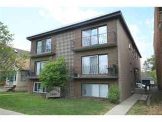 Main Photo: 1 916 3 Avenue NW in Calgary: Sunnyside Apartment for sale : MLS®# A1144227