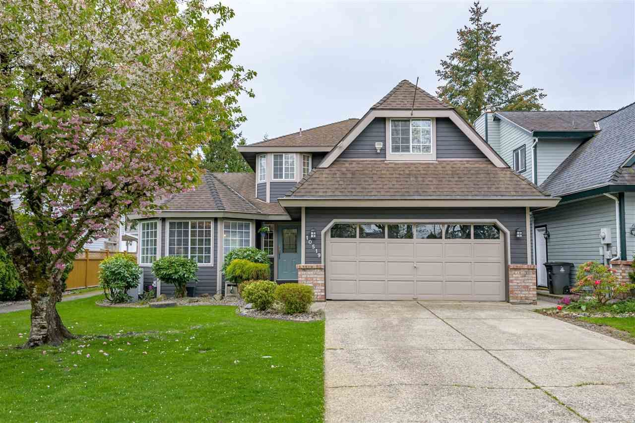 Main Photo: 10519 WOODGLEN Place in Surrey: Fraser Heights House for sale (North Surrey)  : MLS®# R2586813