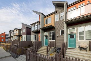 Photo 1: 4470 PROWSE Road in Edmonton: Zone 55 Townhouse for sale : MLS®# E4244991