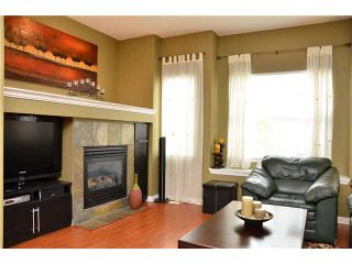 """Photo 4: 46 1055 RIVERWOOD GATE Gate in Port Coquitlam: Riverwood Townhouse for sale in """"MOUNTAINVIEW"""" : MLS®# V945381"""