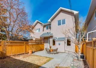 Photo 30: 2013 6 Avenue NW in Calgary: West Hillhurst Semi Detached for sale : MLS®# A1090473
