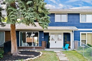 Main Photo: 34 Midridge Gardens SE in Calgary: Midnapore Row/Townhouse for sale : MLS®# A1134852