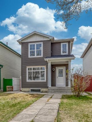 Photo 1: 5233 Martin Crossing Drive NE in Calgary: Martindale Detached for sale : MLS®# A1110063