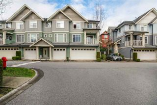 """Photo 1: 66 6575 192 Street in Surrey: Clayton Townhouse for sale in """"IXIA"""" (Cloverdale)  : MLS®# R2534902"""